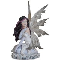 figurine de fée Winter Dream