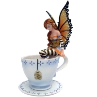 Figurine de Fée Amy Brown Warm Toes Fairy