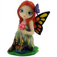 Figurine Fée Jasmine Beckett-Griffith Day Dreams and Frog