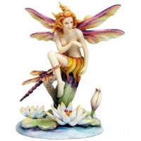 Figurine Fée Jody Bergsma Wild Magic - Veronese