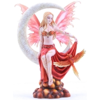 Figurine Fée Nene Thomas Fire Moon