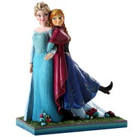 Figurine DISNEY TRADITIONS JIM SHORE Sisters Forever 4039079