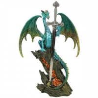 Figurine de Dragon 87039