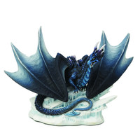 figurine dragon Andrew Bill Buran B4009K8