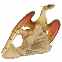 figurine dragon Andrew Bill Samoon B4008K8