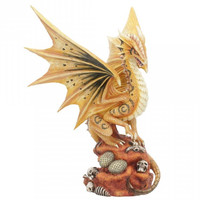 Figurine Dragon Anne Stokes Desert Dragon D4517N9