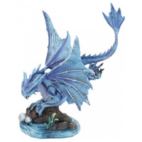 Figurine Dragon Anne Stokes Water Dragon D4518N9