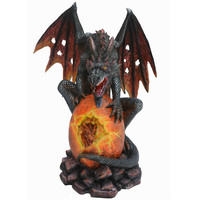 statuette de dragon