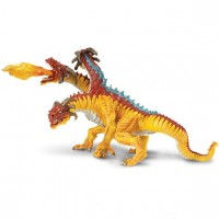 Figurine Dragon Safari Dragon de Feu 10125