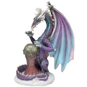 "Dragon ""Atel"" / Statuettes Dragons"
