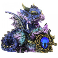 Figurine Dragon Saphyr Dragonling U1605E5