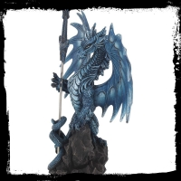 Figurine Dragon Ruth Thompson Sea Blade
