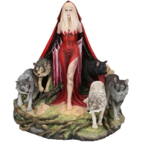 Figurine Elfe Howl Ruth Thompson