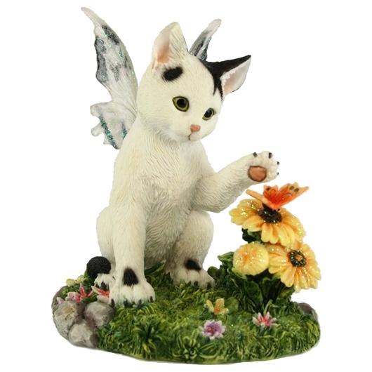 figurine chat