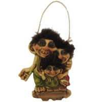 figurine famille trolls ny form 840089