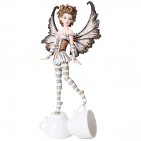 Figurine Fée Amy Brown Espresso Fairy