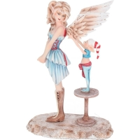 Figurine de Fée Amy Brown Angel Gets Her Wings