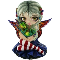 Figurine Fée Jasmine Beckett-Griffith Darling Dragonling