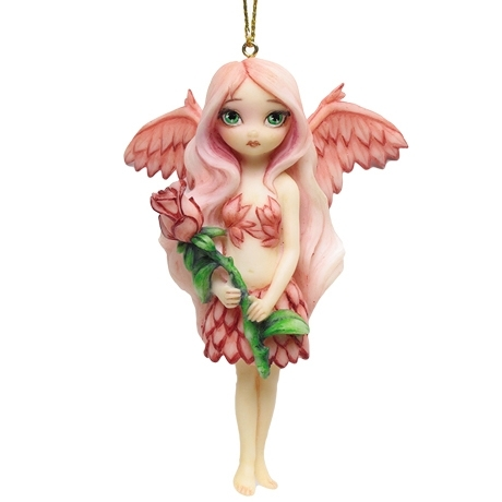 "Fée ""Pale Rose"" / Strangeling Fairies"