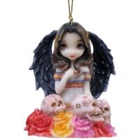 Figurine Fée Jasmine Beckett-Griffith Angel de los Muertos