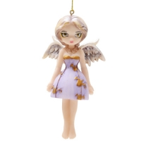 Figurine Fée Jasmine Beckett-Griffith Angel Lilac Fairy