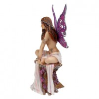 Figurine Fée Jewelled Fairy Amethyst B0331B4