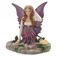 Figurine de Fée Nymphéa Lisa Parker Tales of Avalon