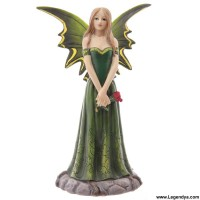 figurine fée lisa parker tales of avalon daydreaming