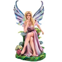 figurine fée dragonsite Titania Ruth Thompson