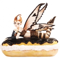 figurine fee sugar sweet Chocolate Eclair Fairy anne stokes