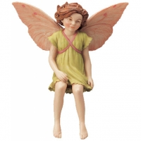 Figurine Flower Fairies Cicely Mary Barker Apple Blossom Fairy