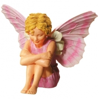 Figurine Flower Fairies Cicely Mary Barker Candytuft Fairy
