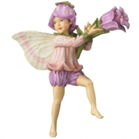 figurine flower fairies cicely mary barker Canterbury Bell Fairy
