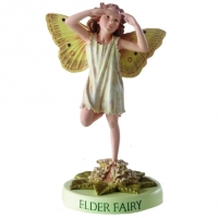 Figurine Flower Fairies Cicely Mary Barker Elder Fairy