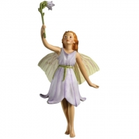 figurine flower fairies cicely mary barker Harebell Fairy
