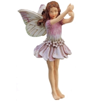Figurine Flower Fairies Cicely Mary Barker Lavender Fairy