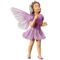 Figurine Flower Fairies Cicely Mary Barker Lilac Fairy
