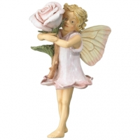 figurine flower fairies cicely mary barker Rose Fairy