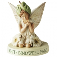 Figurine Flower Fairies Cicely Mary Barker White Bindweed Fairy