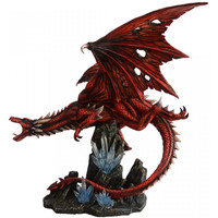 Figurine Dragon géant Fraener's Wrath D1223D5