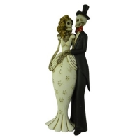 figurine gothique Squelettes mariés Til Death Do Us Part