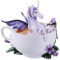 Figurine Licorne Enchanted Cup
