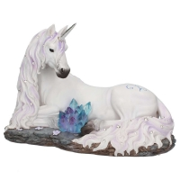 Figurine Licorne Jewelled Tranquillity