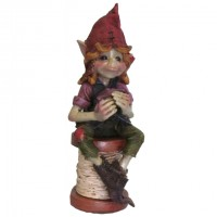 Figurine Pixie couturier