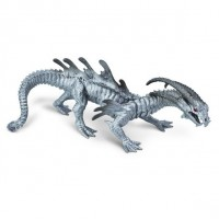 Figurine Dragon Safari Dragon Chrome 10126
