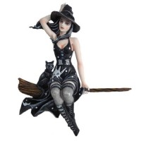 Figurine de Sorcière Celene Night Witch