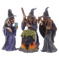 figurine sorciereslisa parker witches coven GOTH37