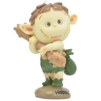figurine de lutin happy
