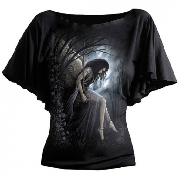 "Top ""Angel Lament"" - S / Vêtements - Taille S"