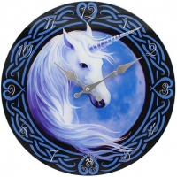 Horloge Anne Stokes Celtic Unicorn